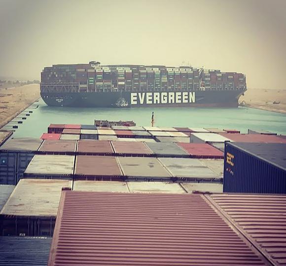 Ever Given Suez