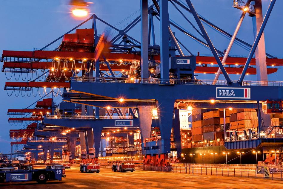 HHLA Hamburg Hafen und Lagerhaus AG