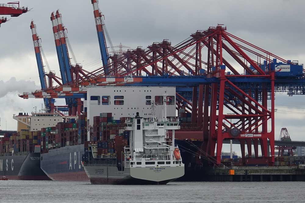 Eurogate-Hamburg