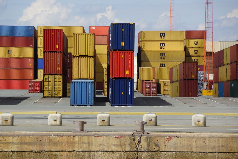 Antwerpen Container