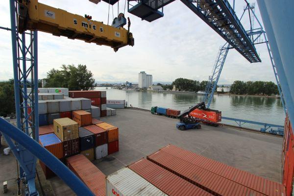 Container Center Weil am Rhein