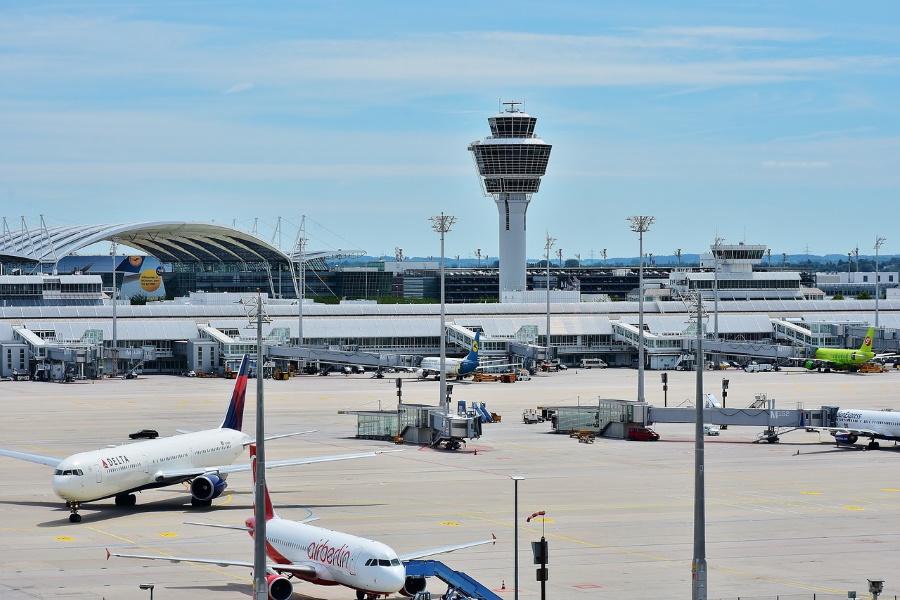 Frachtflughafen München