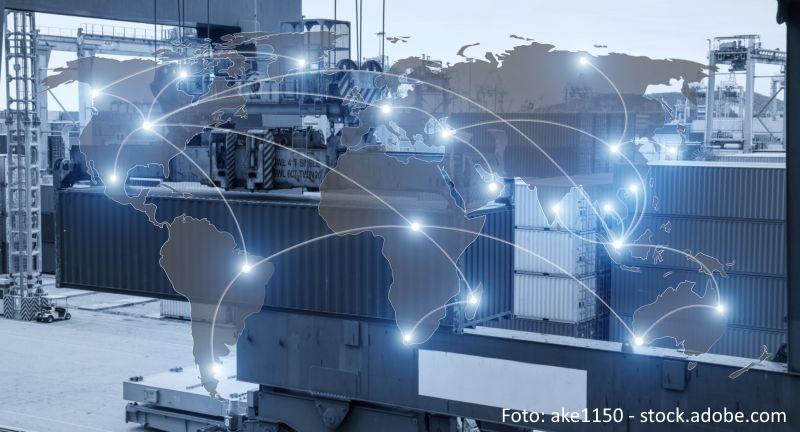 Digitaler Welthandel