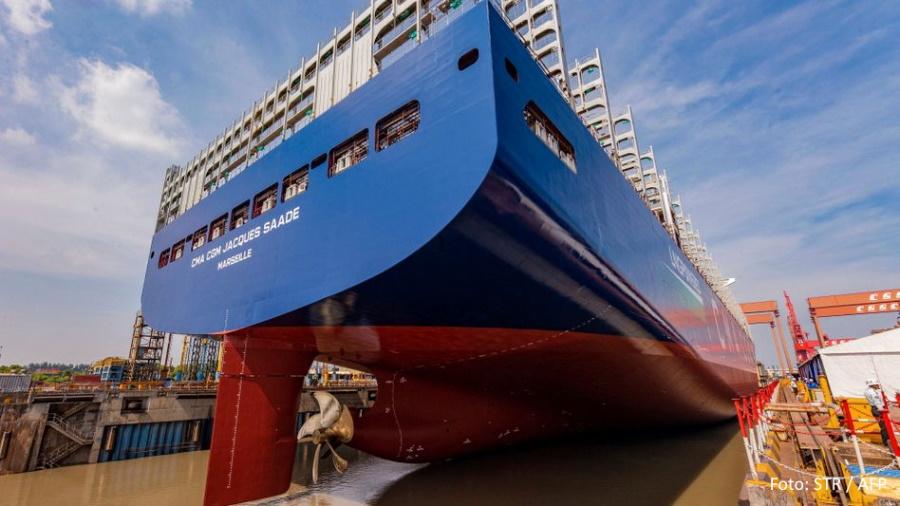Schiff Werft